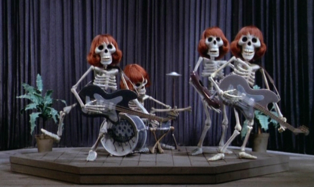 skeletonband