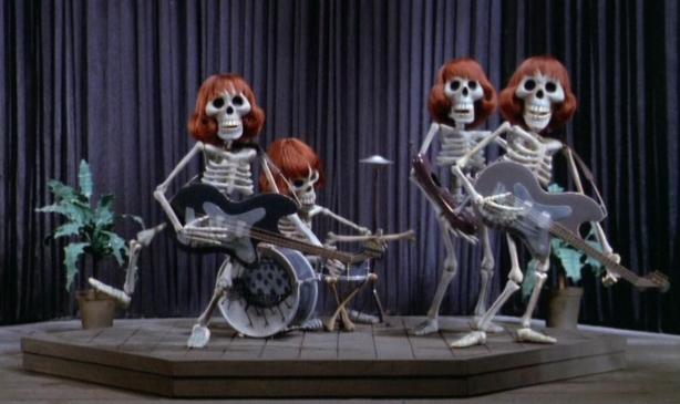 skeletonband