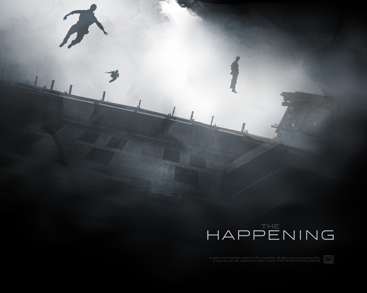 The happening and movie