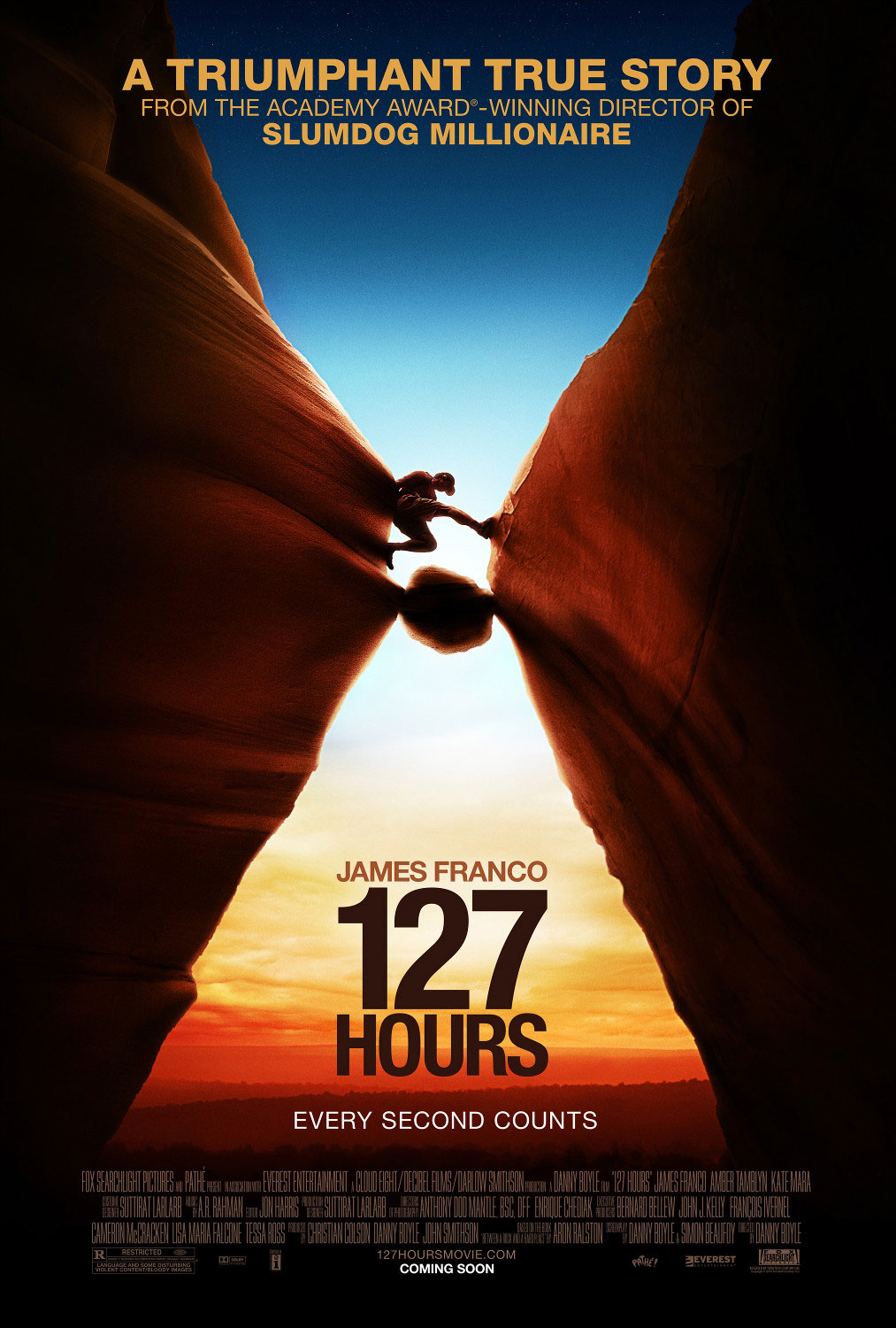 movie review  127 hours  2010