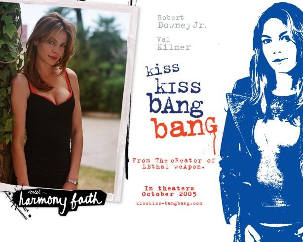 kiss kiss bang bang harmony