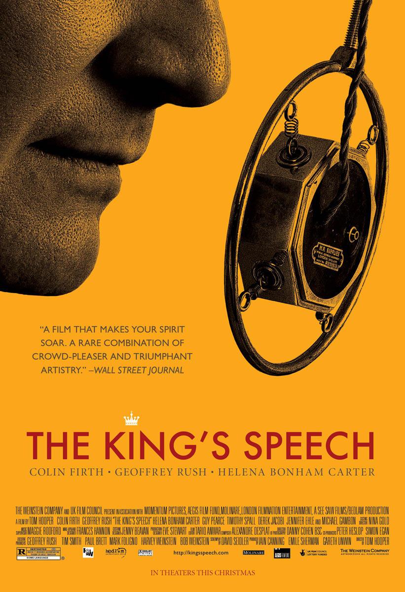 the cal . king speech