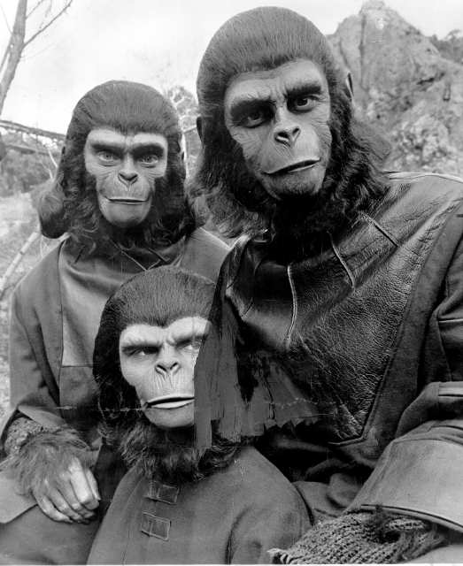 stone classics  planet of the apes  1968