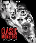 Universal Classic Monsters. The Essential Collection (1931-1954)