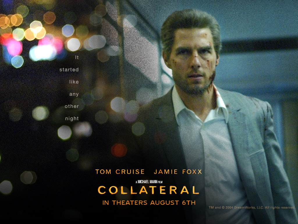 From The Archives: COLLATERAL (2004). « Demon's Resume