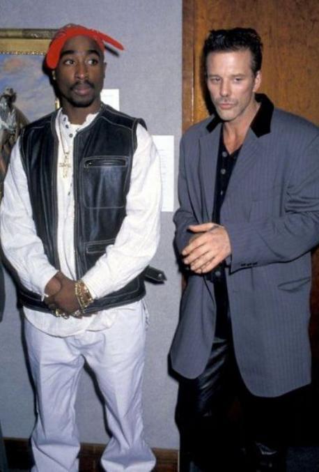 tupac + mickey
