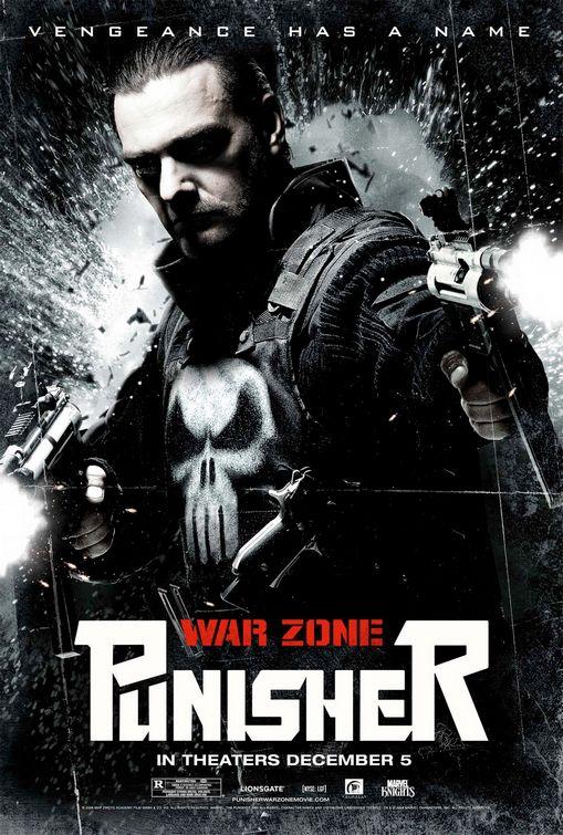Cult Classics: PUNISHER: WAR ZONE (2008). | Demon's Resume