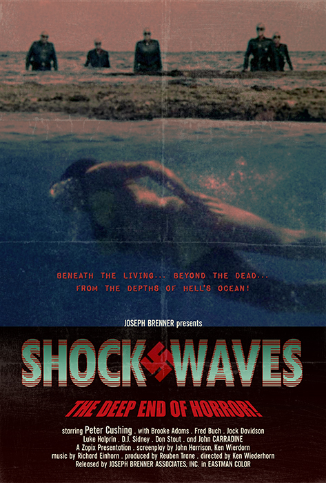 31 flavors of horror  5  shock waves  1977