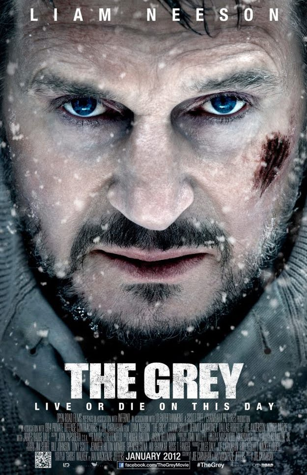 dailygrindhouse.com cultmoviemania.com the Grey, the thing, the Shining, let the right one in, never cry wolf, fargo, a simple plan, the great silence