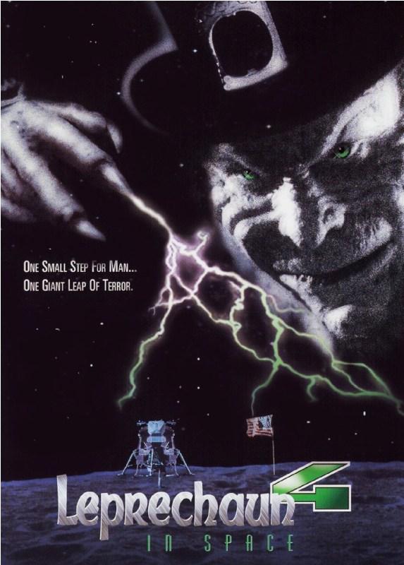 LEPRECHAUN 4: IN SPACE (1997). | Demon's ResumeJessica Collins Leprechaun 4