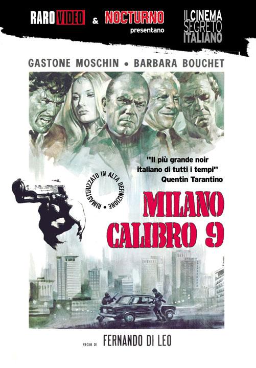 Cult Classics Milano Calibro 9 1972 Demon S Resume
