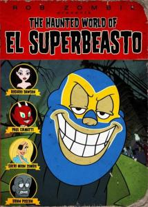 The Haunted World of El Superbeasto (2009)