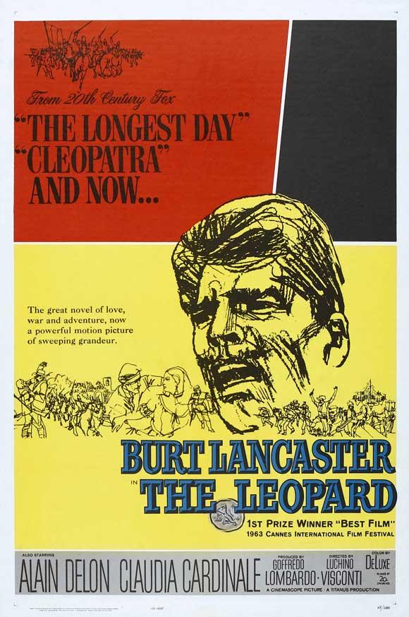 screenings in nyc  the leopard  1963