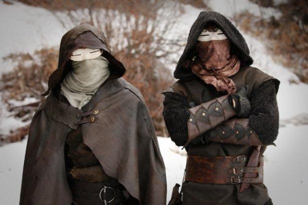 Snow Ninjas.