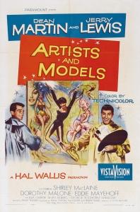 ARTISTS & MODELS (1955)