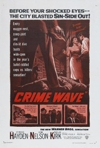 CRIME WAVE (1954)