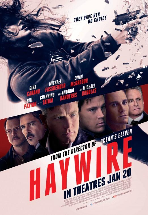 Haywire (2012)