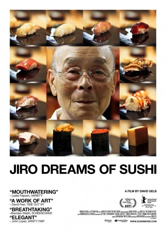Jiro Dreams of Sushi (2011)