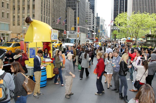 "NETFLIX  ""Arrested Development"" Bluth's Original Banana Stand New York City Opening"
