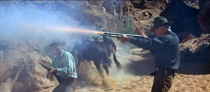 Image result for the professionals 1966  gif