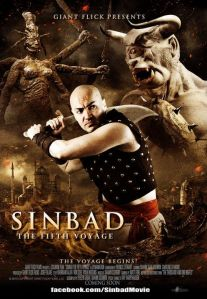 Sinbad The Fifth Voyage (2010)