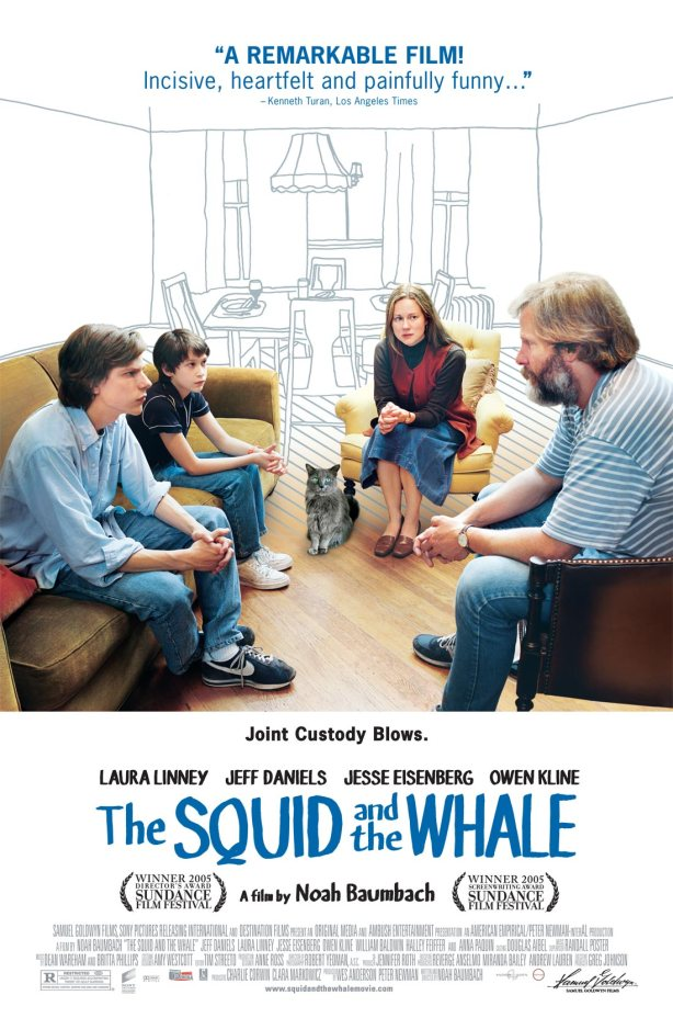THE SQUID & THE WHALE (2005)