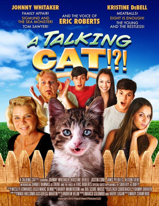 A Talking Cat (2013)