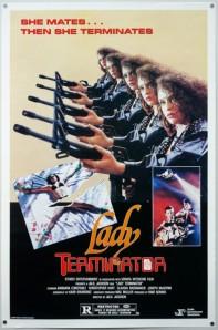 LADY TERMINATOR (1989)