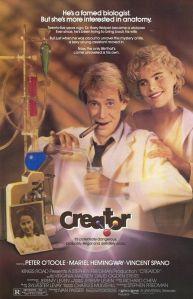 Creator (1985)