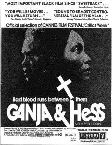 Ganja & Hess (1973)