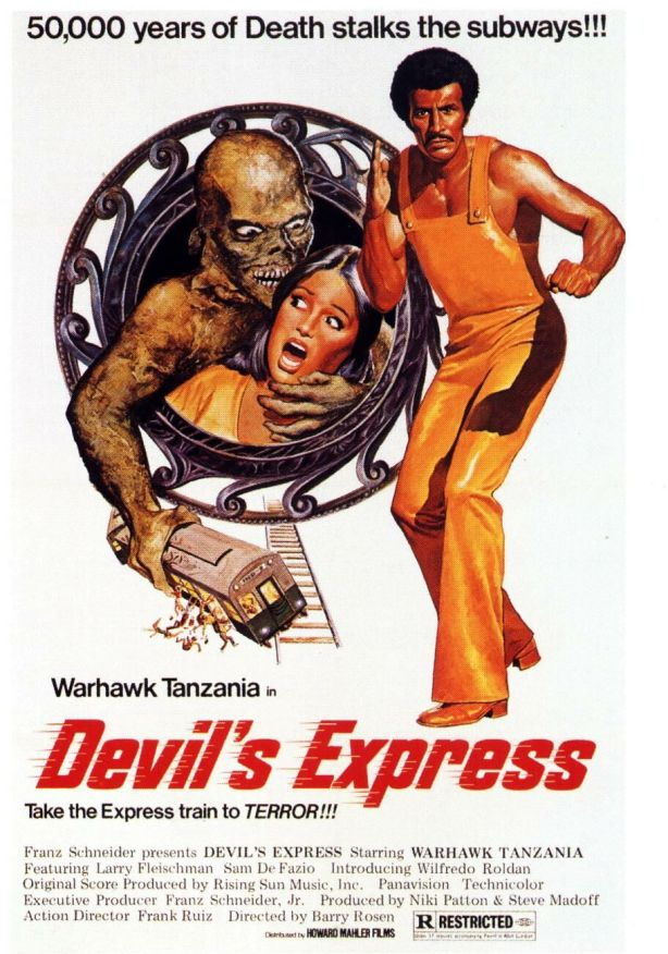 DEVIL'S EXPRESS (1976)