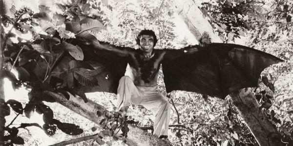 Bat Man.