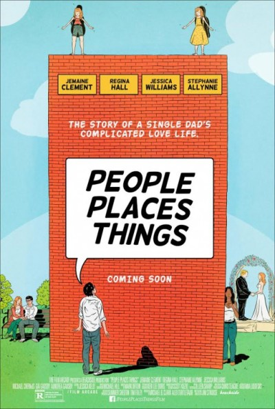 People, Places, Things (2015)