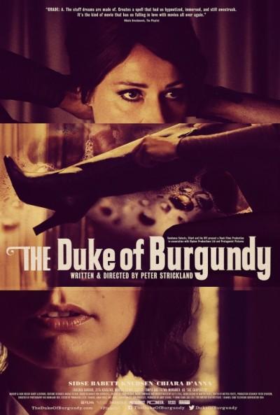 The Duke of Burgundy (2015)